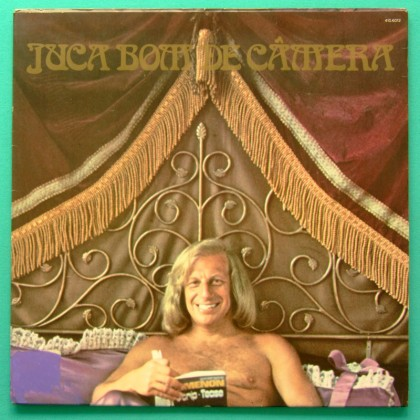LP JUCA CHAVES BOM DE CAMERA 1977 HUMOUR FOLK JOKE BRAZIL