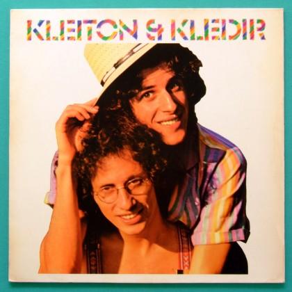 LP KLEITON E KLEDIR 1981 REGIONAL FOLK ROCK POP BRAZIL