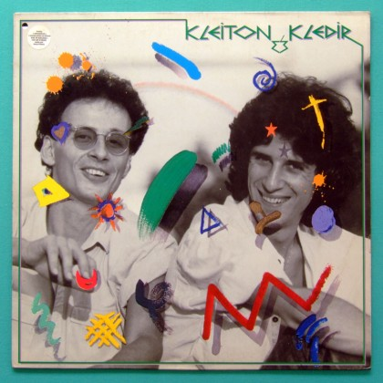 LP KLEITON E KLEDIR 1984 REGIONAL FOLK POP ROCK BRAZIL