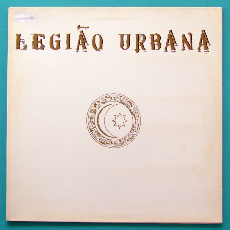 LP LEGIAO URBANA V 1991 FOLK POP SOFT ROCK PSYCH BRAZIL