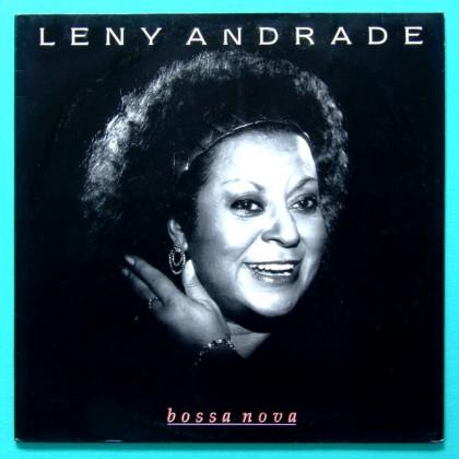 LP LENY ANDRADE 1984 BOSSA FOLK SAMBA JAZZY BRAZIL