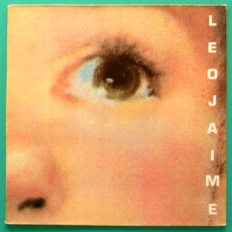 LP LEO JAIME AVENIDA DAS DESILUSOES 1989 SOFT ROCK BRAZIL