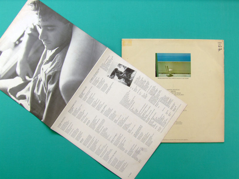 LP LEO JAIME VIDA DIFICIL 1986 PROG POP SOFT ROCK BRAZIL