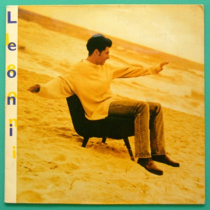 LP LEONI 1993 NEAR SOFT ROCK POP FOLK GROOVE BRAZIL