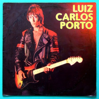 LP LUIZ CARLOS PORTO 1983 PESO ROCK PSYCH FOLK GROOVE BRAZIL