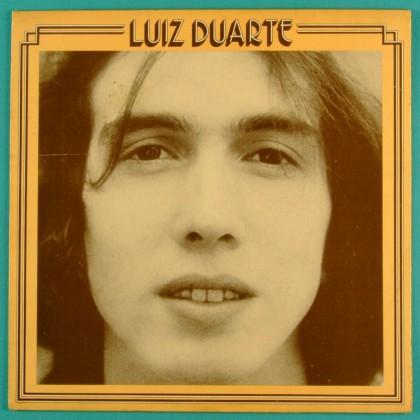 LP LUIZ DUARTE TESTEMUNHO 1979 SIGNED INDIE FOLK BRAZIL