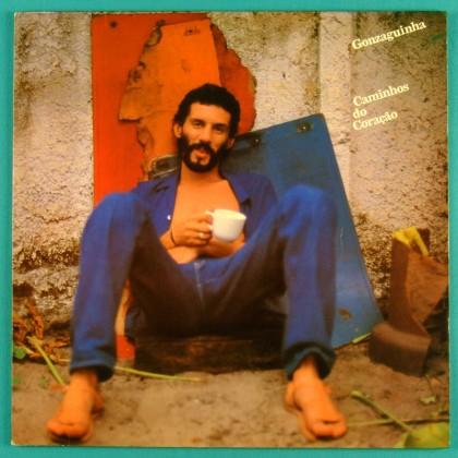 LP LUIZ GONZAGA JR CAMINHOS DO CORACAO 1982 GONZAGUINHA BOSSA BRAZIL