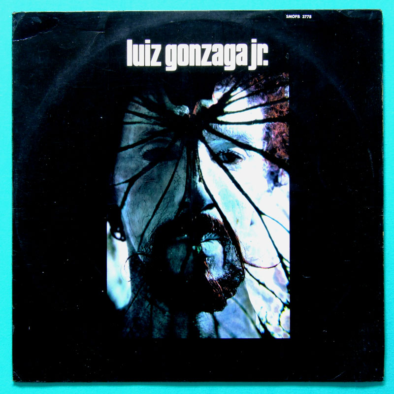 LP LUIZ GONZAGA JR DEBUT 1973 GONZAGUINHA GAYA SAMBA BOSSA BRAZIL