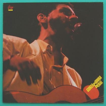 LP LUIZ GONZAGA JR GONZAGUINHA GERAL 1987 SAMBA BOSSA BRAZIL