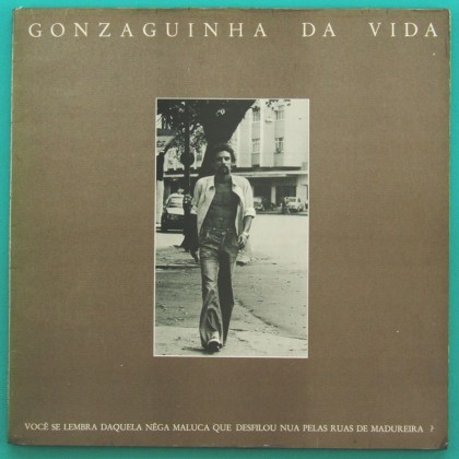LP LUIZ GONZAGA JR GONZAGUINHA DA VIDA 1978 DJAVAN NANA CAYMMI BOSSA BRAZIL
