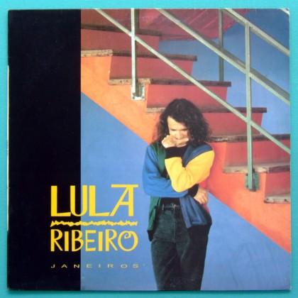 LP LULA RIBEIRO JANEIROS 1993 FOLK PSYCH BOSSA BRAZIL