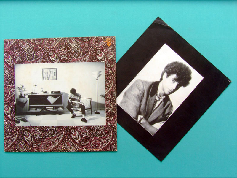 LP LULU SANTOS NORMAL 1985 SOUL PSYCH GROOVE FUNKY DJ BRAZIL