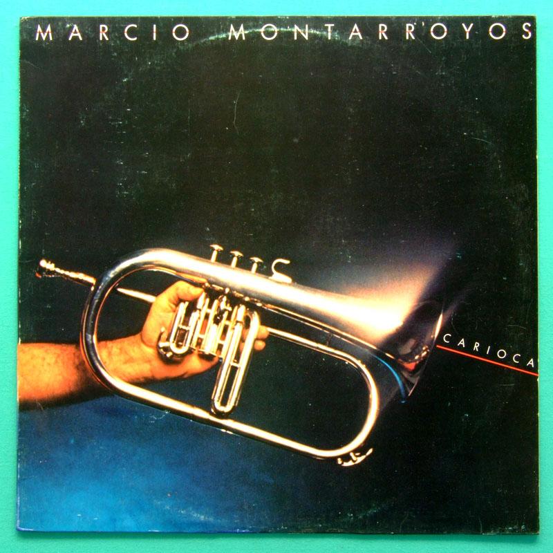 LP MARCIO MONTARROYOS CARIOCA JAZZ FUSION BOSSA  BRAZIL