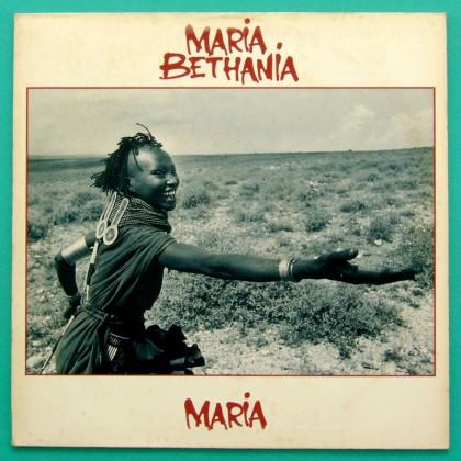 LP MARIA BETHANIA 1988 BOSSA NOVA JAZZ SAMBA FOLK BRAZIL