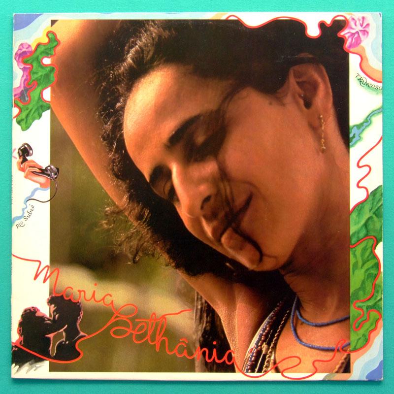 LP MARIA BETHANIA ALTEZA 1981 FOLK BOSSA NOVA SAMBA BRAZIL