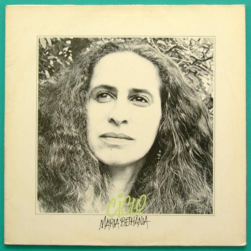 LP MARIA BETHANIA CICLO 1983 JAZZ BOSSA NOVA SAMBA BRAZIL