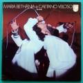LP MARIA BETHANIA CAETANO VELOSO 1978 BOSSA SAMBA BRAZIL