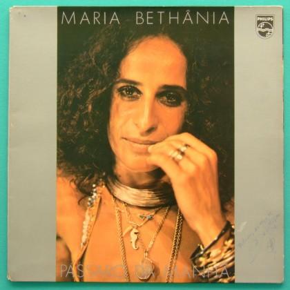 LP MARIA BETHANIA PASSARO DA MANHA 1977 BOSSA SAMBA BRAZIL