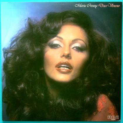 LP MARIA CREUZA DOCE VENENO 1978 DORI CAYMMI VESPAR BRAZIL
