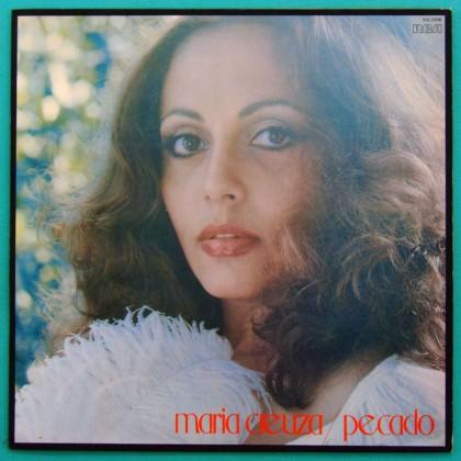 LP MARIA CREUZA PECADO 1979 SAMBA CHORO BOSSA FOLK BRAZIL