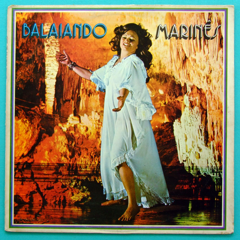 LP MARINES BALAIANDO 1977 FOLK REGIONAL BAIAO XOTE BRAZIL