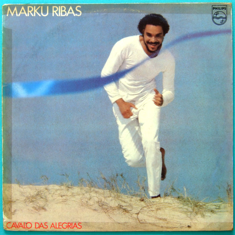 LP MARKU RIBAS CAVALO DAS ALEGRIAS - GROOVE SOUL BRAZIL