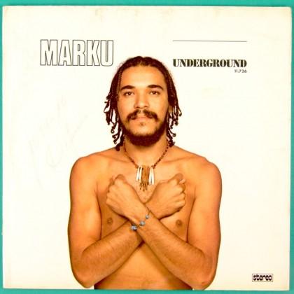 LP MARKU RIBAS DEBUT 1973 ORIGINAL ERLON CHAVES FOLK SOUL FUNK GROOVE DJ BRAZIL