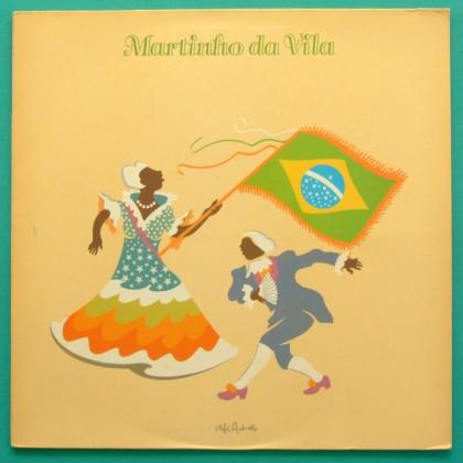 LP MARTINHO DA VILA VAI MEU SAMBA CHORO - ROOOTS BRAZIL