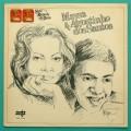 LP MAYSA E AGOSTINHO DOS SANTOS 1980 SAMBA BOSSA JAZZ BRAZIL