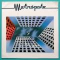 LP METROPOLE FUGA INUTIL 1989 GROOVE POP ROCK SOUL DJ BRAZIL