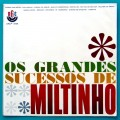 LP MILTINHO OS GRANDES SUCESSOS 1963 SAMBA BOSSA BRAZIL