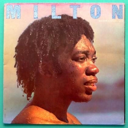 LP MILTON NASCIMENTO RACA 1976 MINAS JAZZ BOSSA FOLK BRAZIL