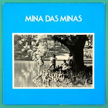 LP MINA DAS MINAS FOLK INDEPENDENT CULT OBSCURE BRAZIL
