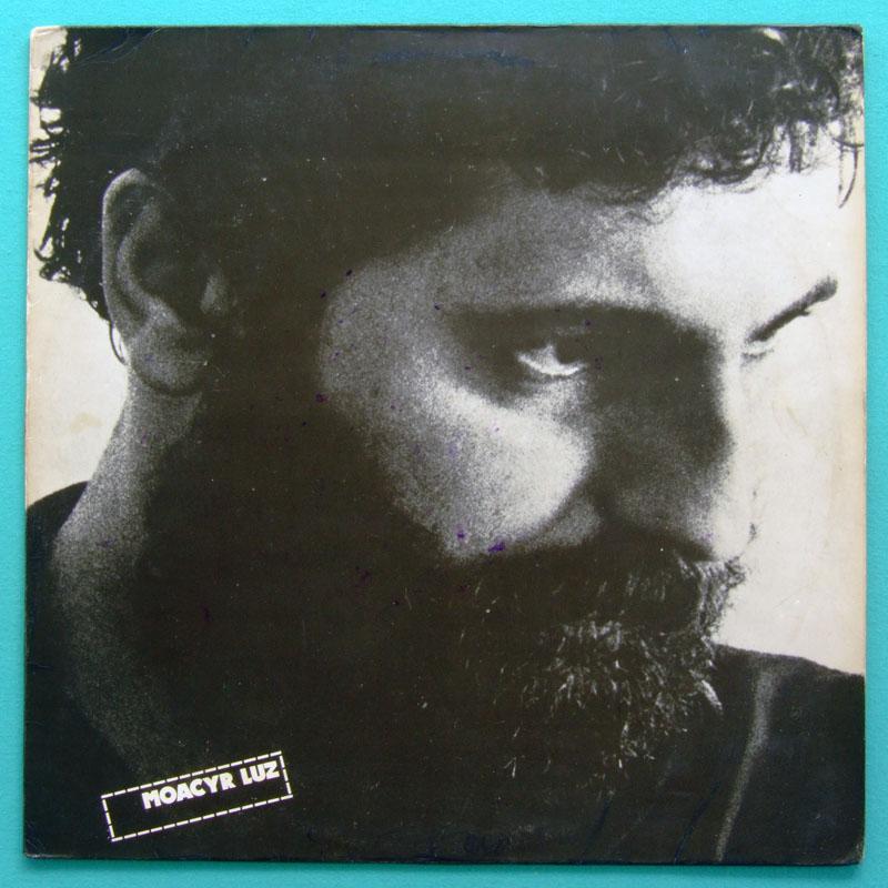 LP MOACYR LUZ 1ST 1988 SIVUCA ALDIR BLANC BOSSA BRAZIL