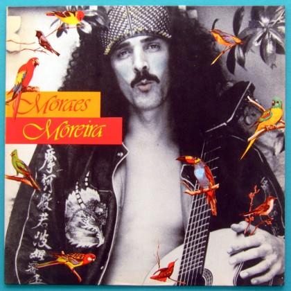 LP MORAES MOREIRA 1981 FOLK PSYCH BOSSA NOVA BRAZIL