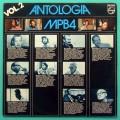 LP MPB-4 MPB4 ANTOLOGIA VOL 2 1985 BOSSA FOLK SAMBA BRAZIL