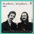 LP MPB-4 DE PALAVRA... EM PALAVRA... 1971 ORIGINAL ELENCO SAMBA VOCAL FOLK BRAZIL