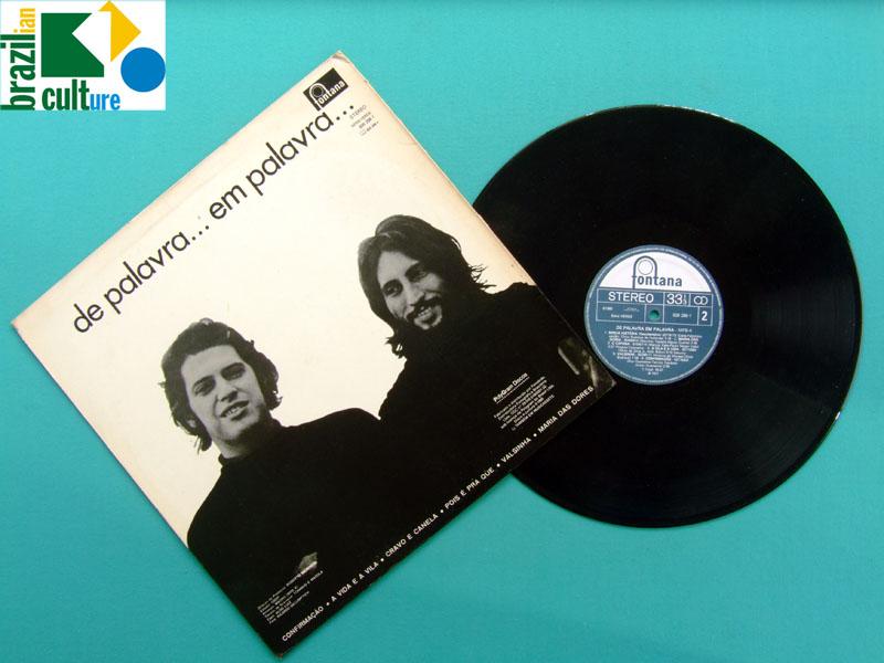 LP MPB-4 DE PALAVRA 1971 / 1985 SAMBA BOSSA NOVA FOLK BRAZIL