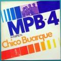 LP MPB-4 MPB4 INTERPRETA CHICO BUARQUE 1985 SAMBA FOLK BRAZIL