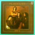 LP MPB-4 MPB4 PALHACOS E REIS 1974 BOSSA NOVA FOLK BRAZIL