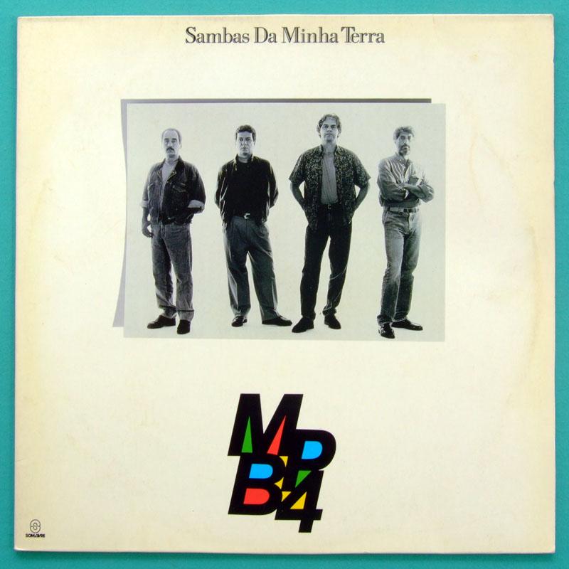 LP MPB-4 MPB4 SAMBAS DA MINHA TERRA - BOSSA NOVA FOLK BRAZIL