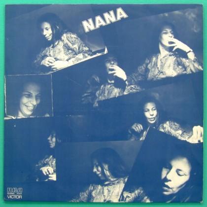 LP NANA CAYMMI 1977 SAMBA MELLOW JAZZ BOSSA NOVA  BRAZIL