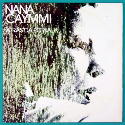LP NANA CAYMMI ATRAS DA PORTA 1977 DONATO HELIO DELMIRO SAMBA JAZZ BOSSA BRAZIL