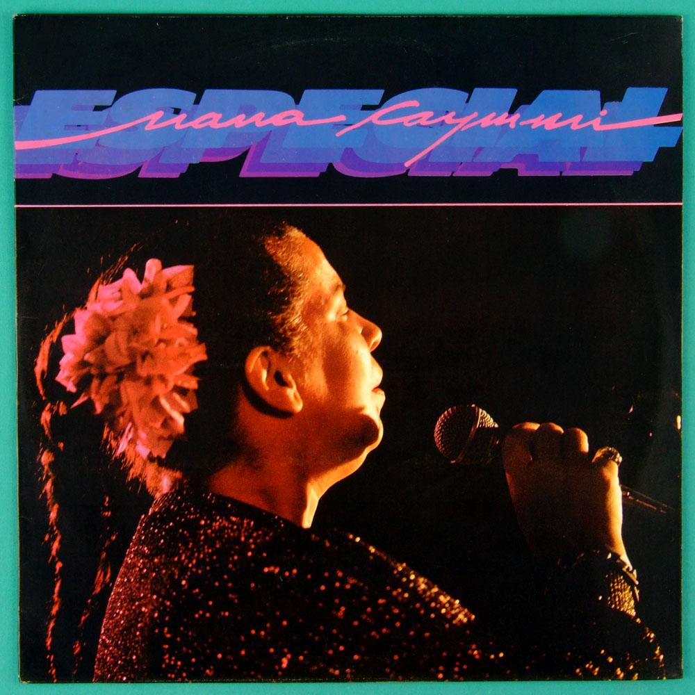 LP NANA CAYMMI ESPECIAL1990 SAMBA MELLOW BOSSA BRAZIL