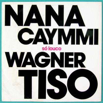 LP NANA CAYMMI WAGNER TISO SO LOUCO SAMBA BOSSA BRAZIL