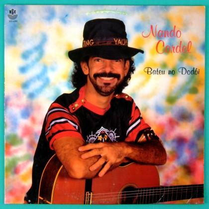 LP NANDO CORDEL BATEU NO DODOI 1994 NORTHEASTERN BRAZIL