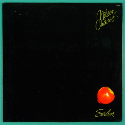 LP NILSON CHAVES SABOR 1989  FOLK REGIONAL NORTH BRAZIL