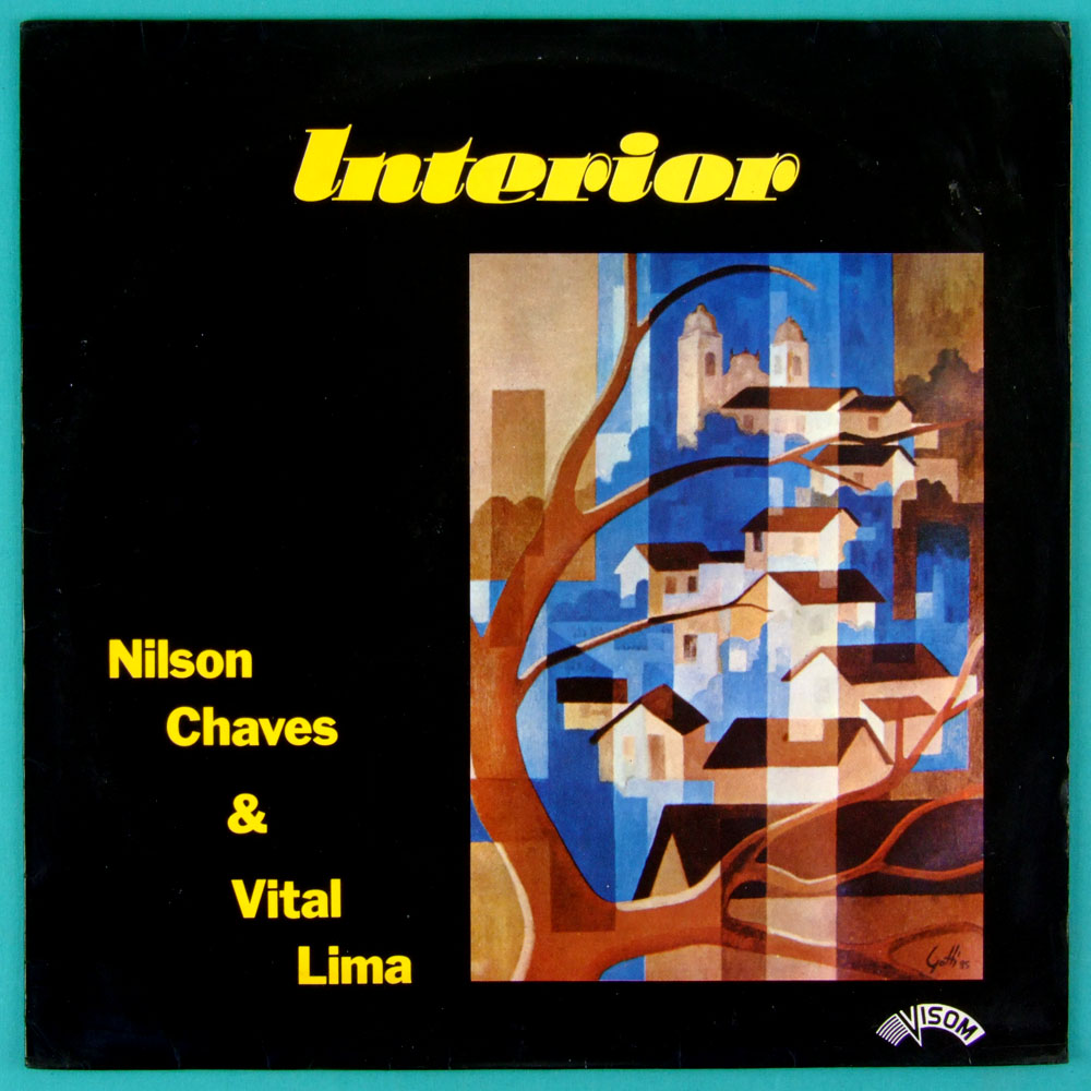 LP NILSON CHAVES & VITAL LIMA INTERIOR  REGIONAL BRAZIL 52