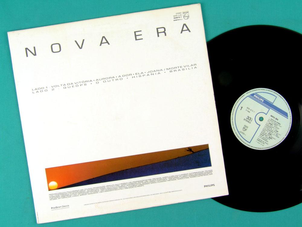 LP NOVA ERA 1988 NEW AGE INSTRUMENTAL PROG PSYCH BRAZIL