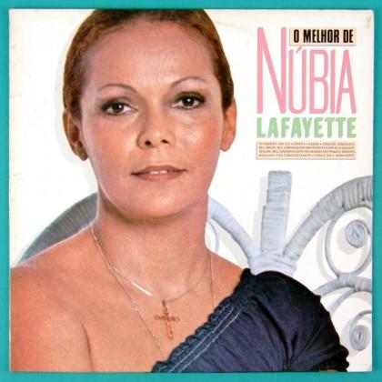 LP NUBIA LAFAYETTE O MELHOR DE SOFT FOLK MELLOW BRAZIL